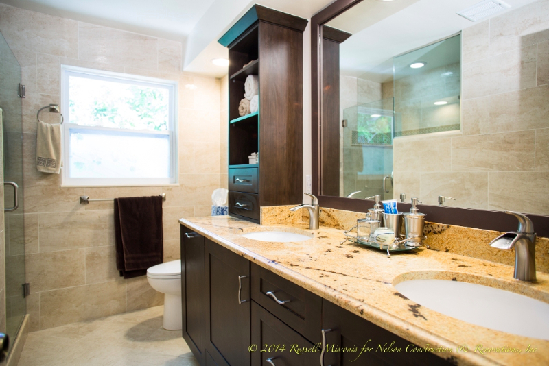 Bathroom Remodeling Tampa bathroom remodel - nelson construction & renovations, inc.