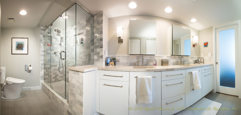 bathroom remodel - nelson construction & renovations, inc.