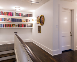 Staircase and trim carpentry