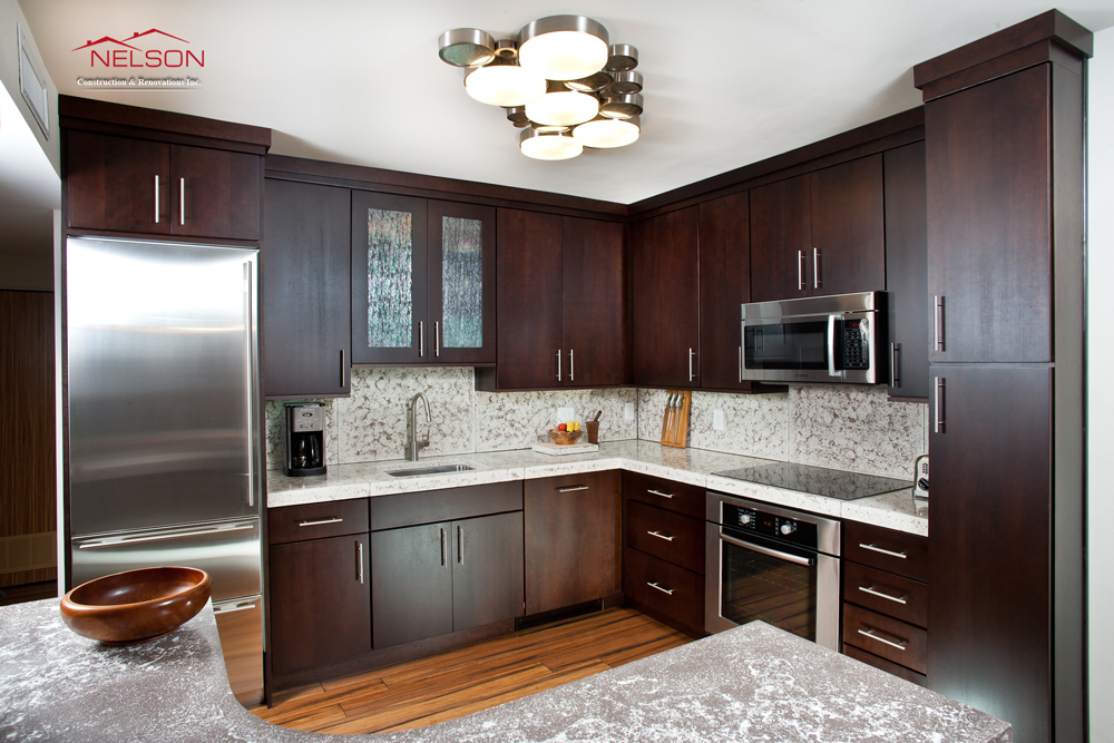 Kitchen RemodelNelson ConstructionRenovations Inc
