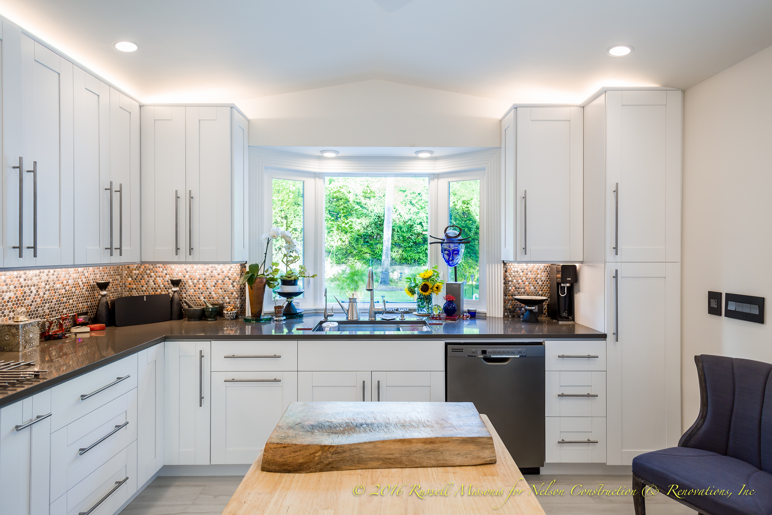 Kitchen Remodel Nelson Construction & Renovations Inc