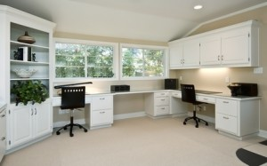 office renovation, Improve Your Home Office Space with Easy Office Renovation, Nelson Construction & Renovations, Inc.