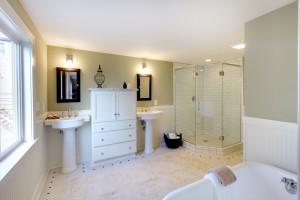 Luxury New Home Bathroom Renovation