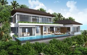 Futuristic Home by a Custom Home Builder