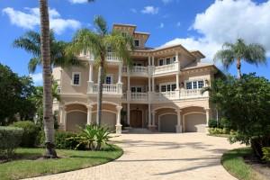 Futuristic Home - Custom Home Builder