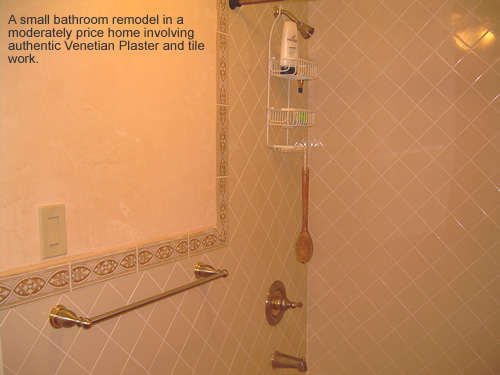 bathroom improvements