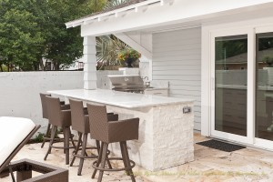 Outdoor Kitchens Nelson Construction Renovations Inc