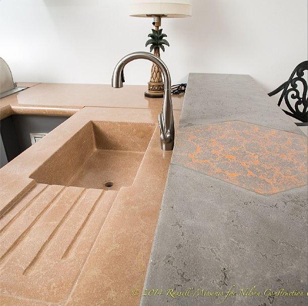 Nelson Concrete Countertops