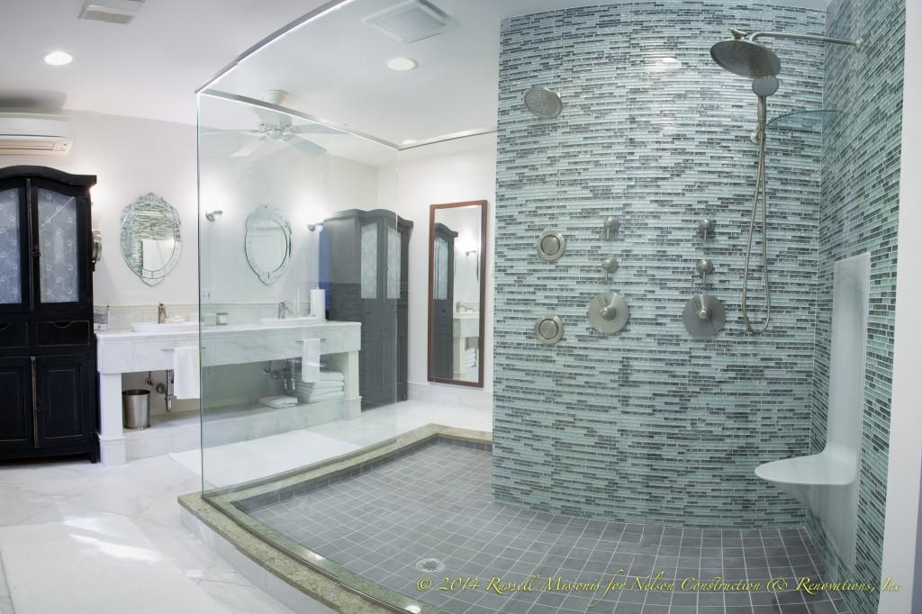 shower room remodel tampa