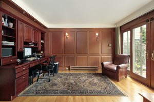A home office remodel can increase your productivity - Colors home office can enhance productivity ...