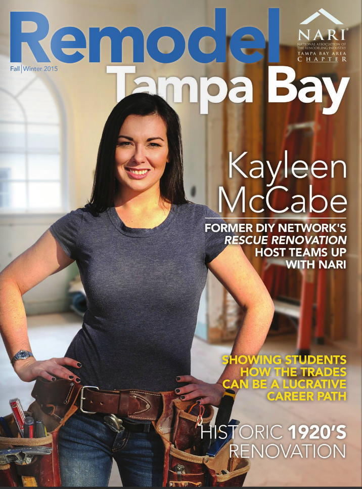 , Nelson Construction and Renovations Featured TWICE in Remodel Tampa Bay Magazine!, Nelson Construction & Renovations, Inc., Nelson Construction & Renovations, Inc.