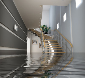 flood in house