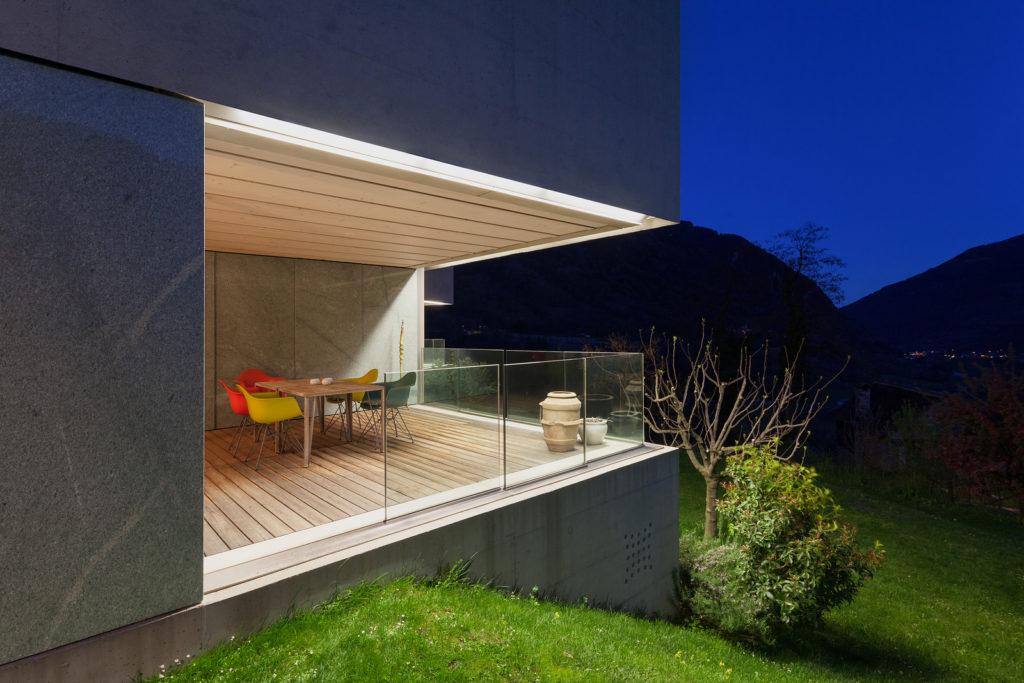 modern architecture home