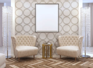 21st Century Art Deco Interior Design