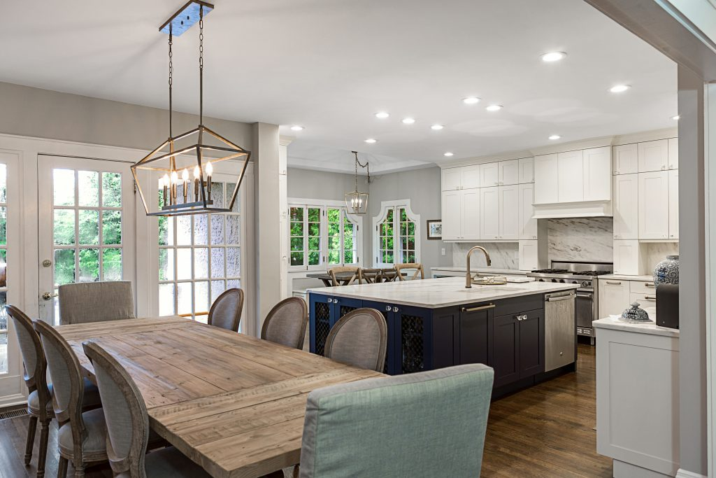 Nelson Construction and Renovations Kitchen Remodel