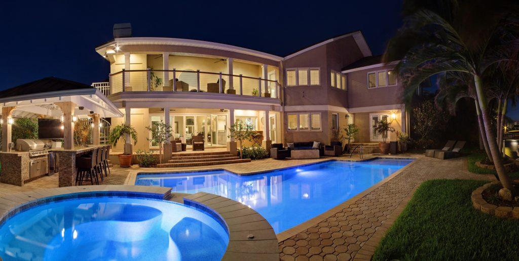Waterfront Custom Home Build