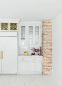 Millwork Framed-Inset Custom Cabinets