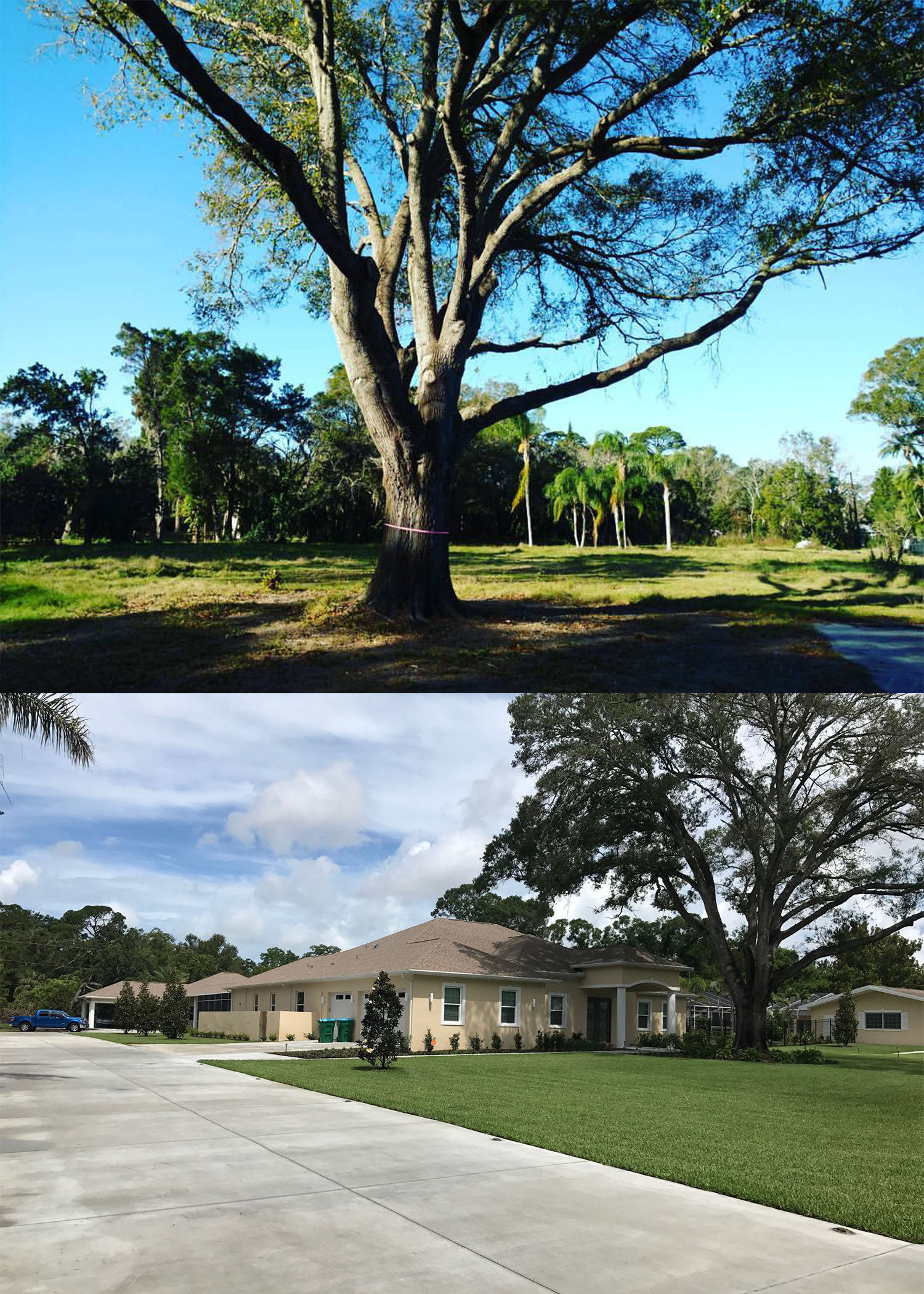 New Home Construction Clearwater
