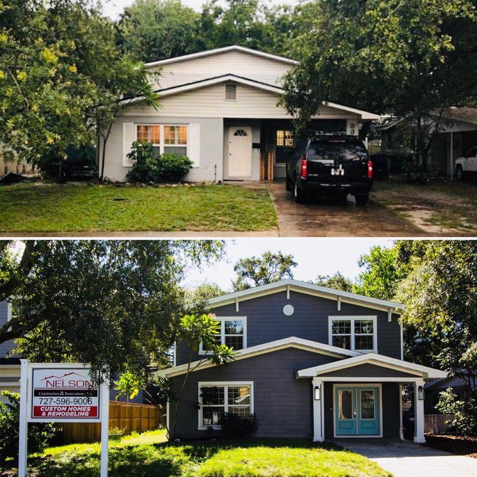Craftsman Home Renovation Tampa