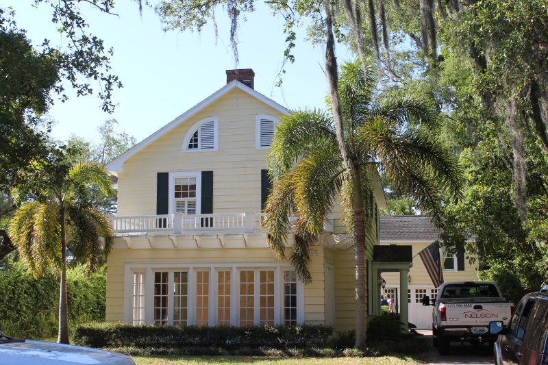Clearwater historic home